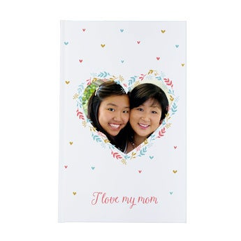Mother's Day notebook - printed