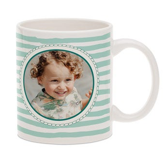 Children mug with photo