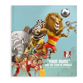 Book - Your Team of Animals