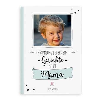 Personlig opskriftbog - A4 - Softcover