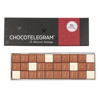 Čokoláda Telegram