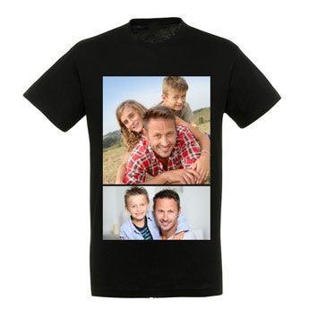 T-shirt - Homme - Noir