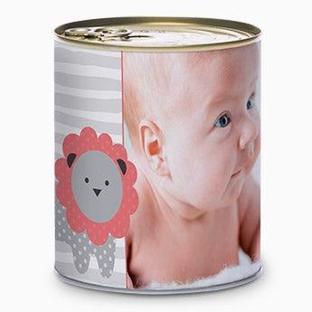Godisburk - Babyhjärtan