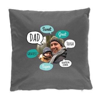 Travesseiro do dia dos pais
