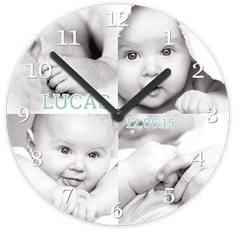 Horloges photo