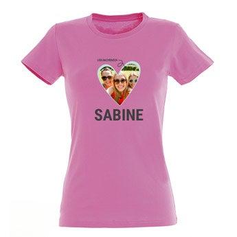 T-Shirt bedrucken - Damen