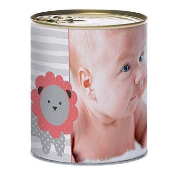 Baby suihku makeisia
