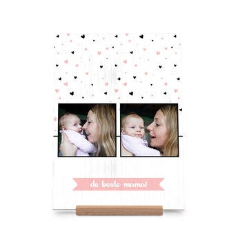 Muttertagskarte selbst gestalten