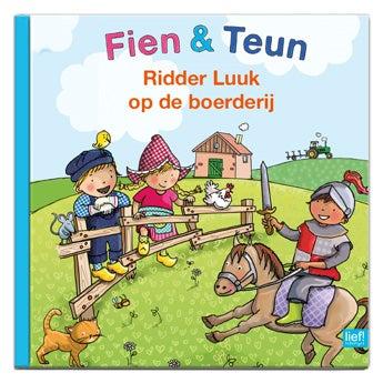 Fien, Teun en Ridder boerderij