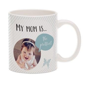 Äitienpäivä muki