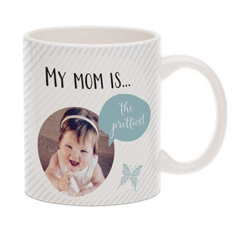 Tazza per la festa della mamma