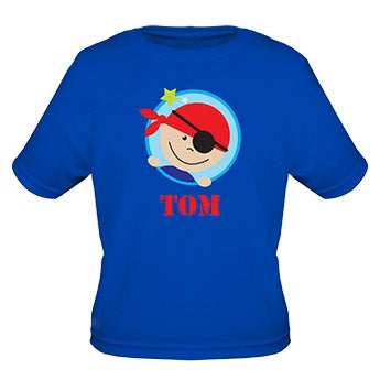 T-shirts - Crianças