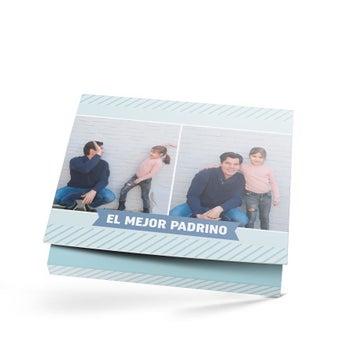 Caja de regalo Milka - Padrino