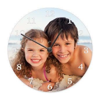 Uhr mit Foto
