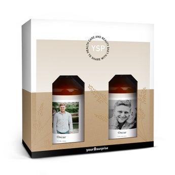 Caixa de presente - The Gift Label