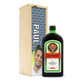 Coffret liqueur personnalisé