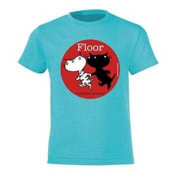 Pim & Pom - T-shirt met naam