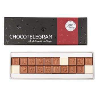 Chocotelegram®
