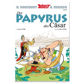 Asterix Band 36 Notizbuch