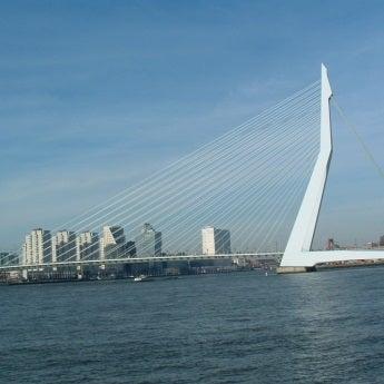 Boottocht Rotterdam