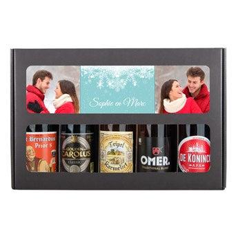 Packs de regalo de cerveza