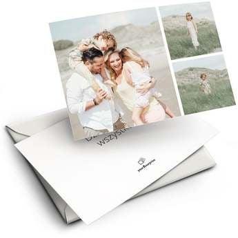 Promoce foto karty - M - vertikální