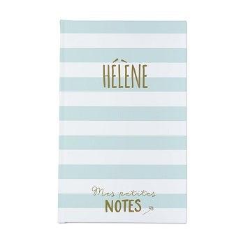 Carnet de notes personnalisé