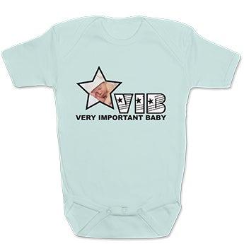 Body pour bébé personnalisé