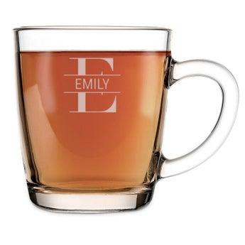 Tasse de thé Fête des Mères
