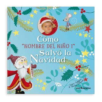 Cuento Personalizado - Salvando la Navidad
