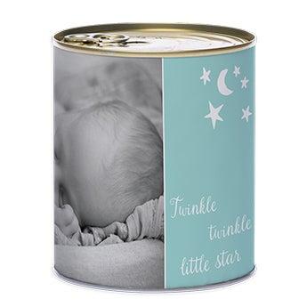 Doces de chá de bebê