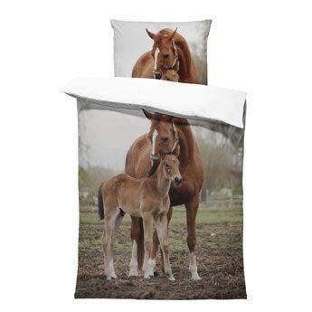 Roupa de cama personalizada 100 x 150