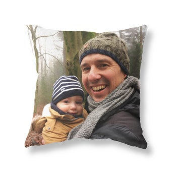 Coussin photo recto-verso