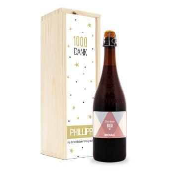 Bier - La Trappe Quadrupel