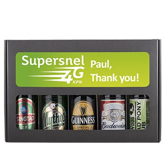 Packs de regalo de cerveza