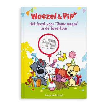 Woezel & Pip feest in de tovertuin - XL boek