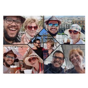 Puzzle personalizado com foto