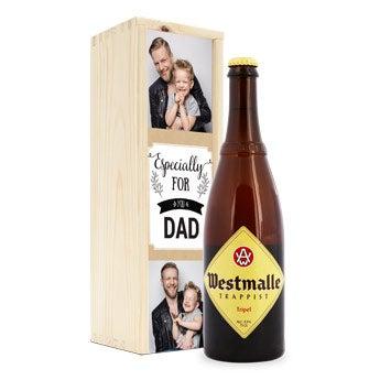 Darčeková sada na pivo - Westmalle Tripel