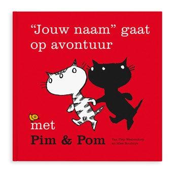 Boek - Op avontuur met Pim & Pom