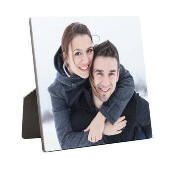 Hardboard fotostandaard