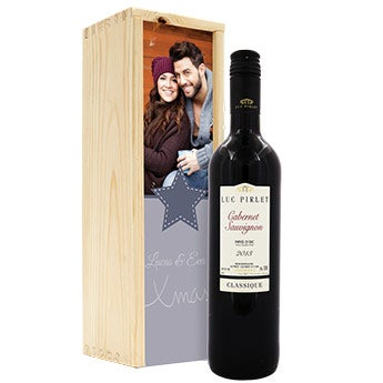 Bouteilles et coffrets vin