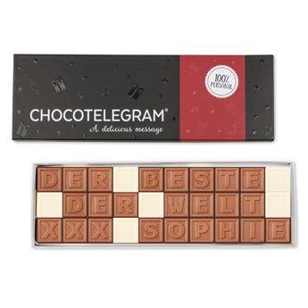 Chocotelegram