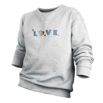 Sweater - Men - Grey