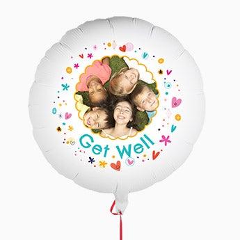 Spersonalizowane balony
