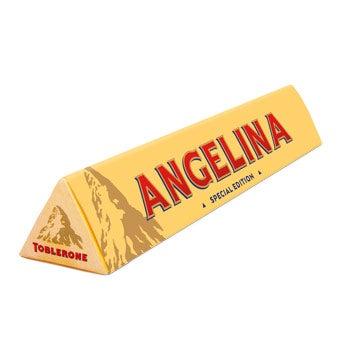 Toblerone personnalisé