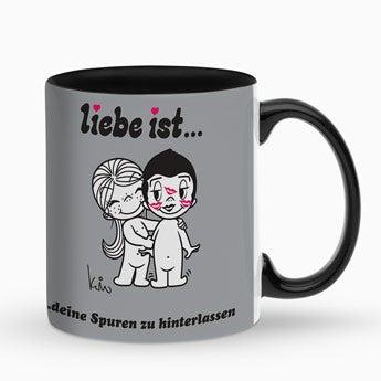 Liebe ist... Tasse