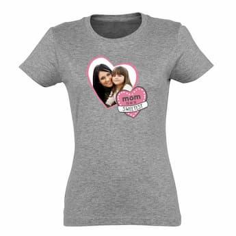 Äitienpäivä T-paita