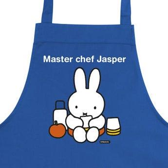 miffy - avental de cozinha