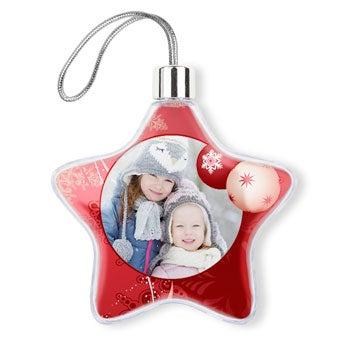 Décoration de Noël - Etoile (2)