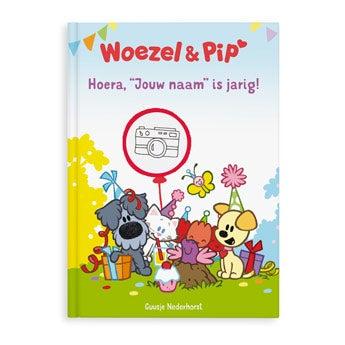 Woezel en Pip - is jarig - XL boek